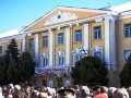 В Севастополе и Москве торжественно отметили 80-летие ЧВВМУ им П.С. Нахимова