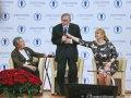 Празднование 70-летия журналистского образования в МГУ имени М.В. Ломоносова и 65-летия журфака