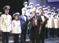 Отчётный концерт кадетского корпуса:
