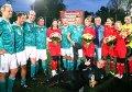 Футбольный матч между командами депутатов Государственной Думы и Бундестага