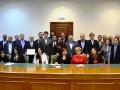Парламентский клуб «Российский парламентарий» организовал «круглый стол»: «Гуманитарная миссия России, международная политика добрососедства»