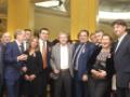 Первый столетний юбилей Союза журналистов России отпраздновали в армейском театре