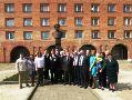 Празднования Дня полярника в Борке