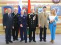 День защитника Отечества России и День Вооружённых Сил Республики Беларусь в Посольстве Беларуси