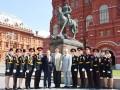 В Александровском саду состоялись мероприятия в память о начале Великой Отечественной войны