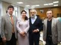 25 сентября отметил свой День рождения Председатель Совета Клуба «Российский парламентарий» Артур Чилингаров