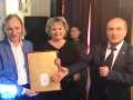 Парламентский клуб поздравил Банковский клуб с Днём банкира