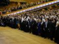 Представители Парламентского клуба приняли участие в Торжественном акте 10-летия интронизации Патриарха