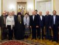 Юбилейное ХX заседание Попечительского совета издательства Данилова монастыря
